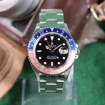 Rolex GMT-Master Steel 40mm Black United Kingdom, Norwich