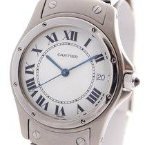 Cartier Santos (submodel) Otel 33mm Alb Roman România, Bucharest