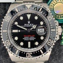Rolex Sea-Dweller 126600 Zeer goed Staal Automatisch