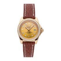 Breitling Galactic 32 Oro rosa 32mm Oro Sin cifras
