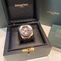 Audemars Piguet Royal Oak Offshore Chronograph Oro rosa 44mm Nero Senza numeri Italia, Milano