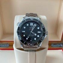 Omega Seamaster Diver 300 M Acél 42mm Fekete Számjegyek nélkül Magyarország, Marko