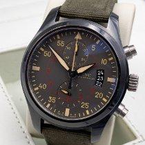 IWC Pilot Chronograph Top Gun Miramar IW388002 Mai indossato Ceramica 46mm Automatico Italia, Roma