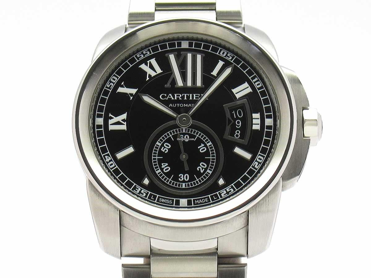 Cartier Calibre de Cartier W7100016 pre-owned