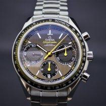 Omega Speedmaster Racing occasion 40mm Gris Chronographe Acier