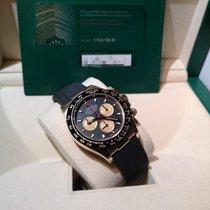 Rolex Daytona 116518LN Neu Gelbgold 40mm Automatik