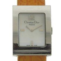 Dior D78 Befriedigend Stahl 19mm Quarz
