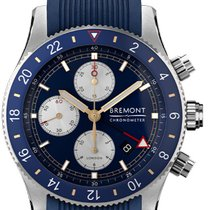 Bremont Supermarine Supermarine-Chronograph New Steel 43mm Automatic United States of America, New Jersey, River Edge