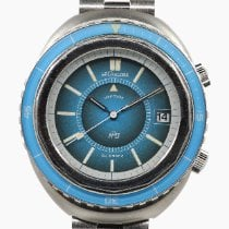 Jaeger-LeCoultre E870 Steel 1970 Polaris 43mm pre-owned United States of America, California, Stamford