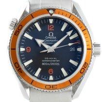 Omega Seamaster Planet Ocean 2209.50.00 Muy bueno Acero 42mm Automático