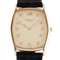 Patek Philippe Red gold Manual winding 31mm pre-owned Gondolo