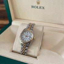 Rolex Lady-Datejust Acero y oro 26mm Blanco Sin cifras México, MERIDA