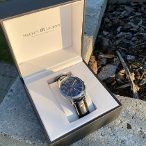 Maurice Lacroix Stål 43mm Automatisk PT6388-SS001-331-1 ny Danmark, Låsby