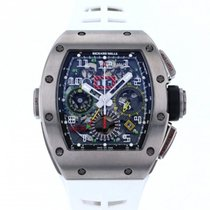 Richard Mille RM 011 Titan 50mm Šedá