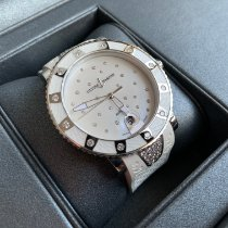 Ulysse Nardin Lady Diver Starry Night pre-owned 40mm Mother of pearl Rubber