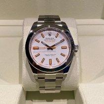 Rolex Milgauss 116400 Muy bueno Acero 40mm Automático