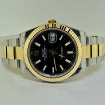 Rolex Datejust 126333 Nuevo Acero y oro 41mm Automático
