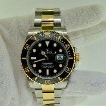 Rolex Submariner Date 126613LN Nuevo Acero y oro 41mm Automático