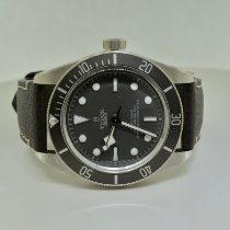 Tudor Silver Automatic Grey No numerals 39mm new Black Bay Fifty-Eight
