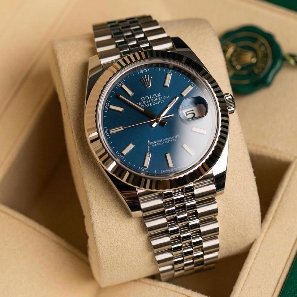 Rolex Datejust 126334 2021 nuevo