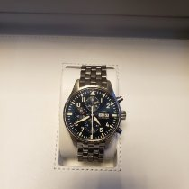 IWC IW377717 Steel Pilot Chronograph pre-owned United States of America, Georgia, Douglasville