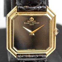 Baume & Mercier (ボーム&メルシエ) イエローゴールド 23mm 手巻き 38259 中古 日本, Hokkaidō