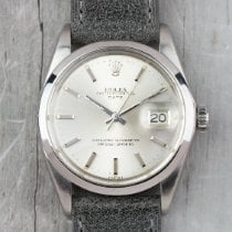 Rolex Oyster Perpetual Date Steel 34mm Silver No numerals Canada, Vancouver