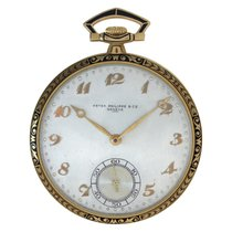 Patek Philippe Watch 44mm Arabic numerals Manual winding Watch only