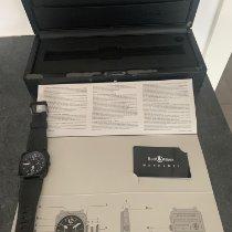 Bell & Ross BR 03-94 Chronographe Staal 42mm Zwart Arabisch