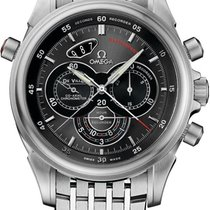 Omega De Ville Co-Axial Steel 44mm Grey United States of America, California, Moorpark