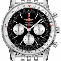 Breitling Navitimer 01 (46 MM) new Automatic Chronograph Watch with original box AB012721-BD09-453A