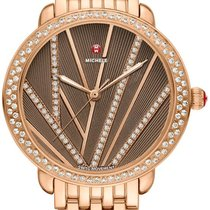 Michele Serein Rose gold 36mm Brown United States of America, California, Moorpark