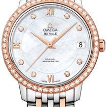 Omega De Ville Prestige new Automatic Watch with original box 42425332055002