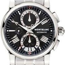 Montblanc Star 4810 Steel 44mm Black Roman numerals United States of America, California, Moorpark