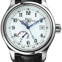 Ball new Automatic Display back Power Reserve Display Screw-Down Crown 41mm Steel Sapphire crystal