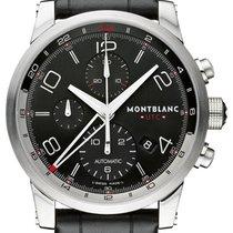 Montblanc Staal 43mm Automatisch 107336 nieuw