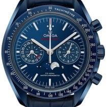Omega Speedmaster Professional Moonwatch Moonphase Ceramic 44.2mm Blue United States of America, California, Moorpark