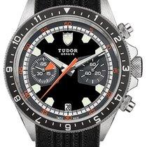 Tudor Heritage Chrono new Automatic Chronograph Watch with original box M70330N-0003