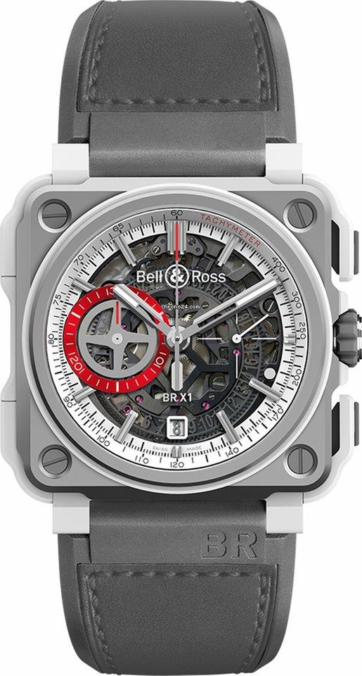 Bell & Ross BR-X1 BR-X1-WHITE-HAWK new