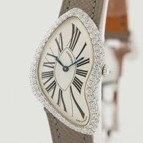 Cartier Crash White gold 39mm Silver