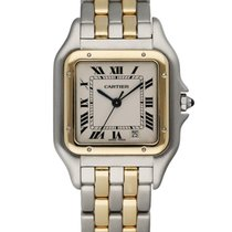Cartier Steel 28mm Quartz Panthère pre-owned United States of America, New York, New York