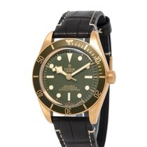 Tudor Black Bay Fifty-Eight Yellow gold 39mm Green United States of America, New York, Hartsdale