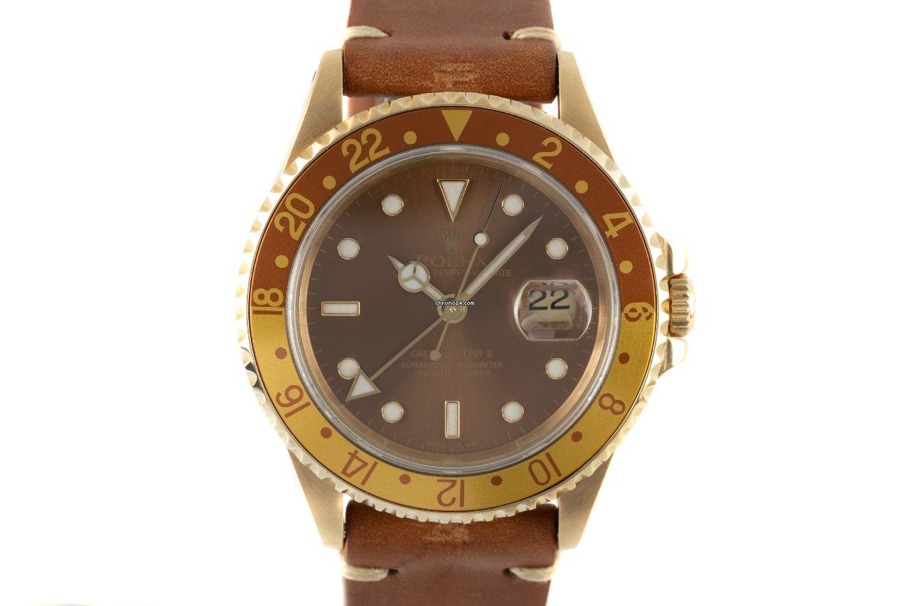 Rolex GMT-Master II 16718 1993 folosit