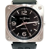 Bell & Ross BR S BRS-92-S-01669 Good Steel 39mm Automatic United States of America, North Carolina, Charlotte