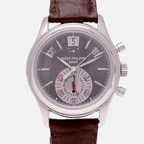 Patek Philippe Annual Calendar Chronograph 5960P Dobry Platyna 40mm Automatyczny