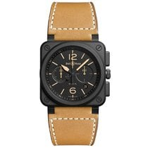 Bell & Ross BR 03-94 Chronographe Ceramic 42mm Black United States of America, Connecticut, Greenwich