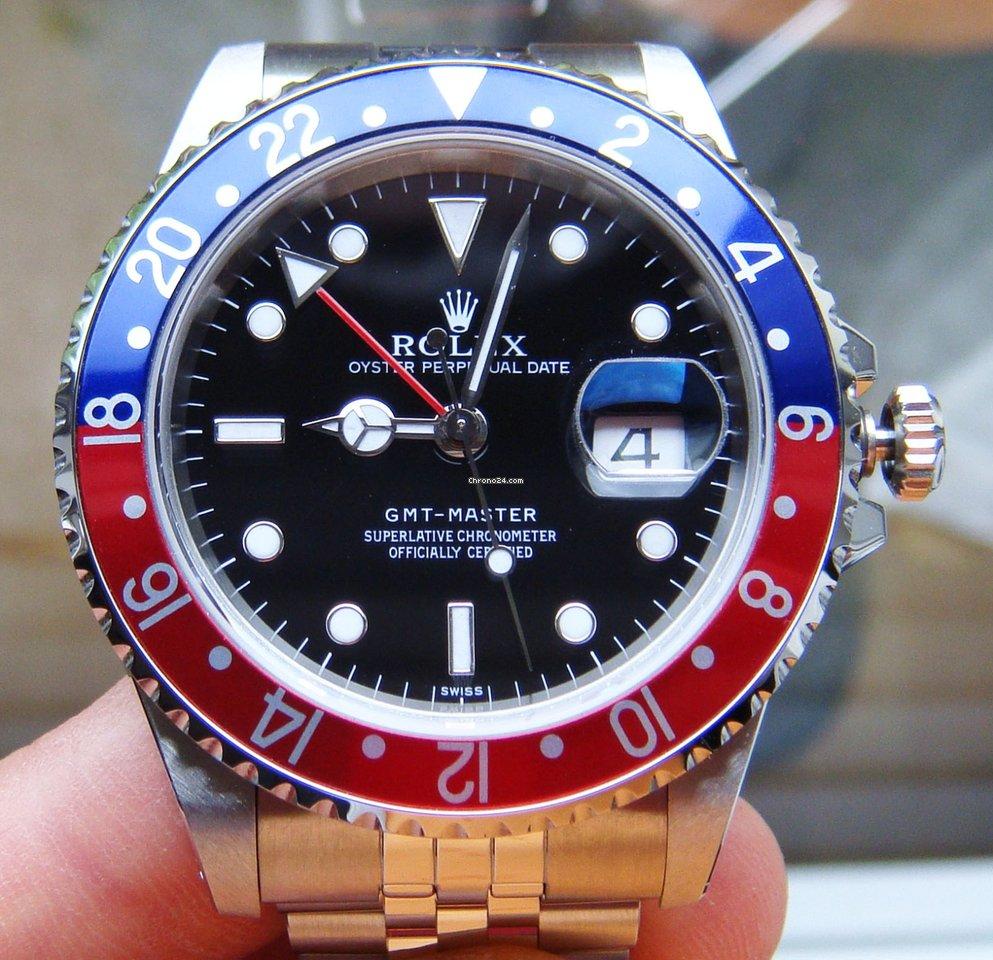 Rolex GMT-Master 16700 1999 gebraucht