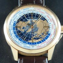 Jaeger-LeCoultre Geophysic Universal Time Rose gold 41.6mm White No numerals