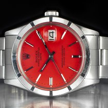 Rolex Oyster Perpetual Date 1501 Buono Acciaio 34mm Automatico Italia, Bologna