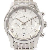 Omega De Ville Co-Axial 42mm Silver